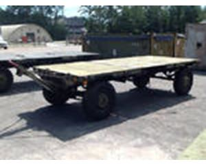 IDS A/M32K-4A Air Launched Weapon Rough Terrain Trailer
