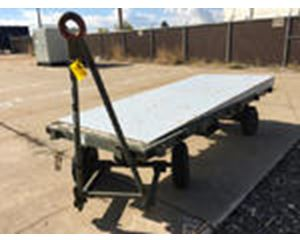 US ARMY Tank Automotive Command T/A Flatbed Trailer