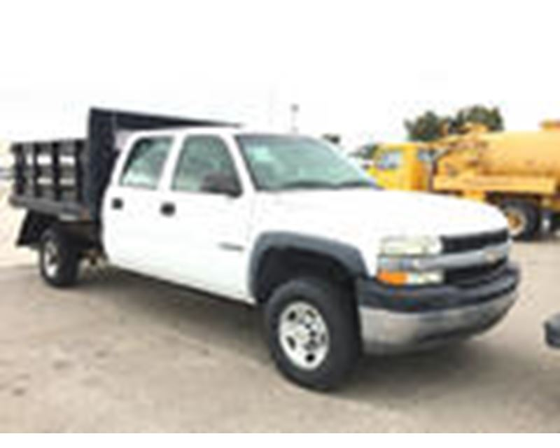 2002 chevrolet silverado 2500 flatbed truck for sale pleasanton ca. Black Bedroom Furniture Sets. Home Design Ideas