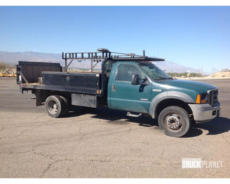 2006 ford f 450 xl super duty flatbed truck for sale. Black Bedroom Furniture Sets. Home Design Ideas