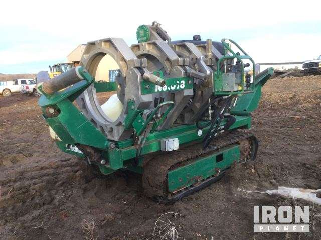 used mcelroy fusion machine