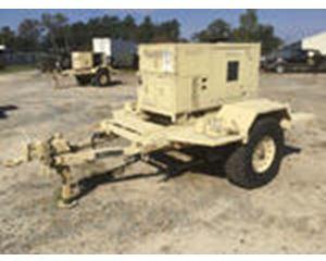 Libby MEP-803A 10kW Generator