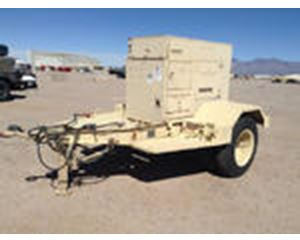 Libby MEP-804A 15kW Generator