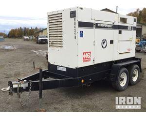 (unverified) Multiquip DCA-125USJ 125 kVA Generator