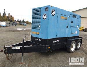 (unverified) Multiquip DCA-150USJ 150 kVA Generator