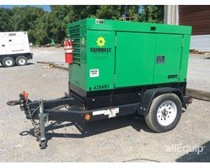 Multiquip DCA-25USI2 Generator