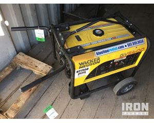 Wacker GV56A 5.6 kW Generator