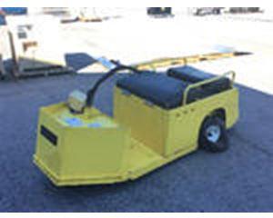 Cushman Minute Miser E Utility Cart