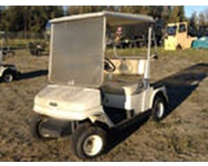 Yamaha Gas Powered Golf Cart