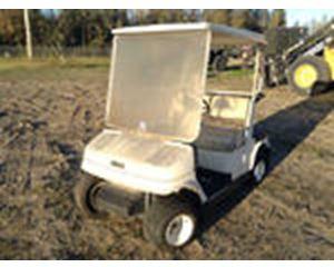 Yamaha Gas Powered Cart