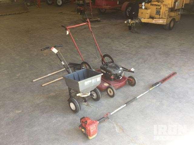 Lot of 6 landscaping equipment for sale blacksburg va for Landscaping tools for sale