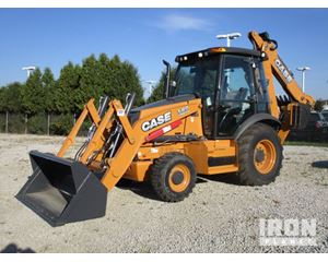 Case 580 Super N 4x4 Backhoe Loader