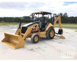 Cat 420E Backhoe Loader