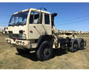 Stewart & Stevenson M1088A1 MTV 6x6 Tractor Truck