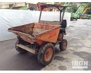 Ausa 150 DH Mini Dumper