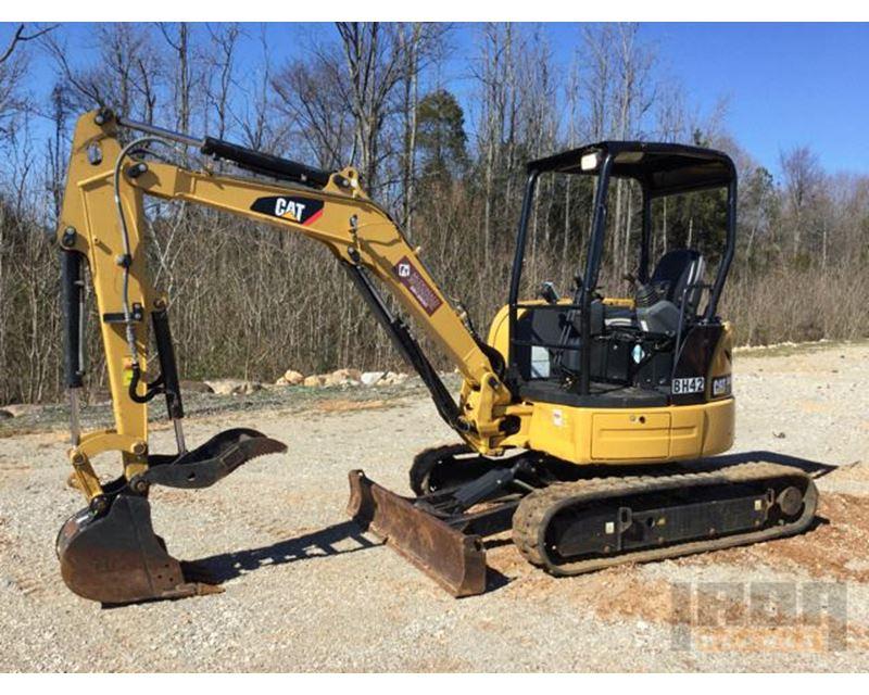 2012 Cat 303 5e Cr Mini Excavator For Sale Pleasanton