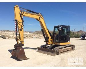 Cat 308D Mini Excavator: <6.6t