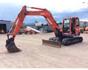 Kubota KX080-4 Mini Excavator