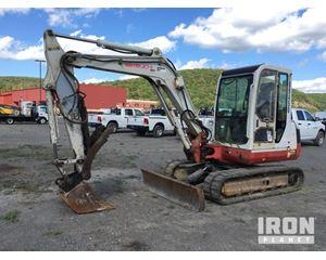 Takeuchi TB145 Mini Excavator