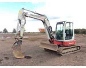 Takeuchi TB153FR Mini Excavator