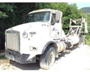 Kenworth T800 T/A Mixer Truck