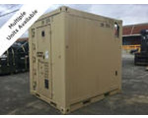 Sea Box S06-155B Refrigerated Container (Unused)