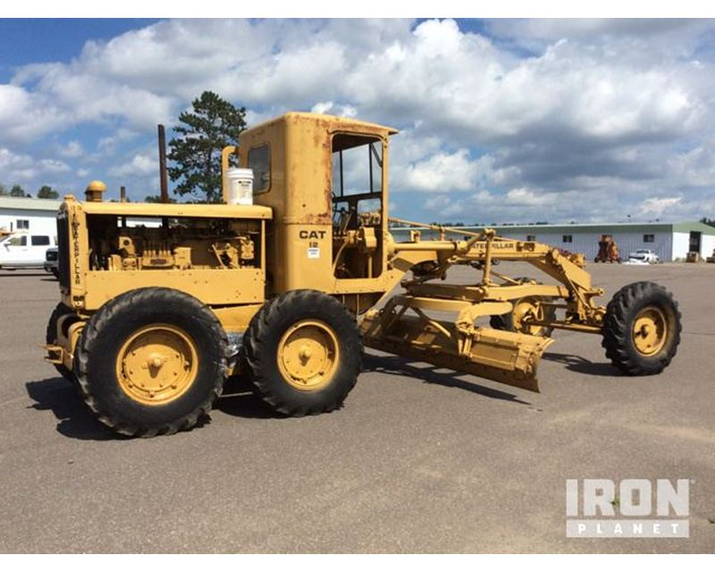 cat 12 motor grader for sale pleasanton ca