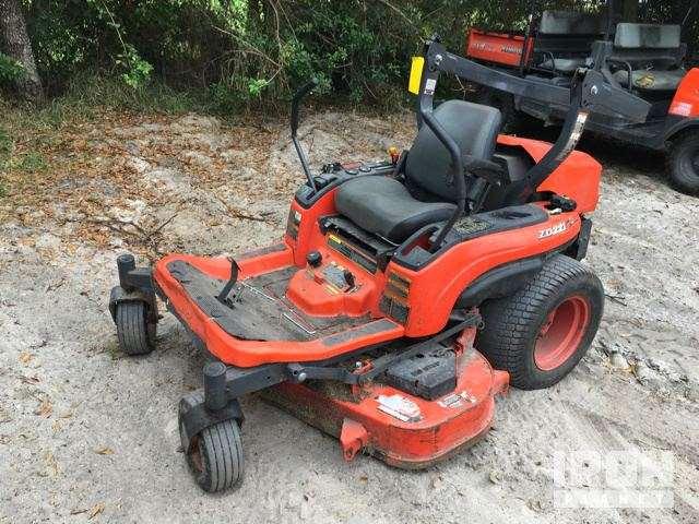Zd221 Kubota Transmission : Kubota zd mower for sale hours west palm beach