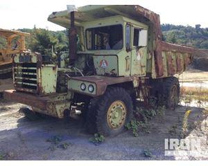 Euclid 27FD Off-Road End Dump Truck