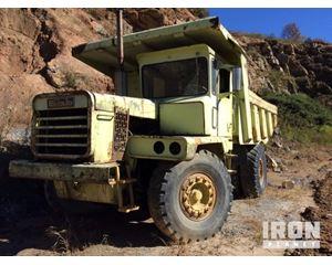 Euclid R-22 Off-Road End Dump Truck