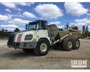 Terex TA27 Articulated Dump Truck