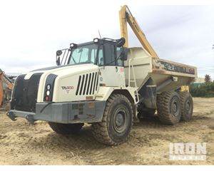 Terex TA300 Articulated Dump Truck