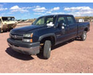 Chevrolet C2500HD Crew Cab Pickup