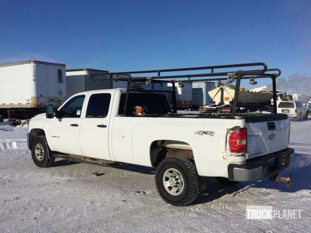 Chevrolet Trucks For Sale In Online Auction Ironplanet