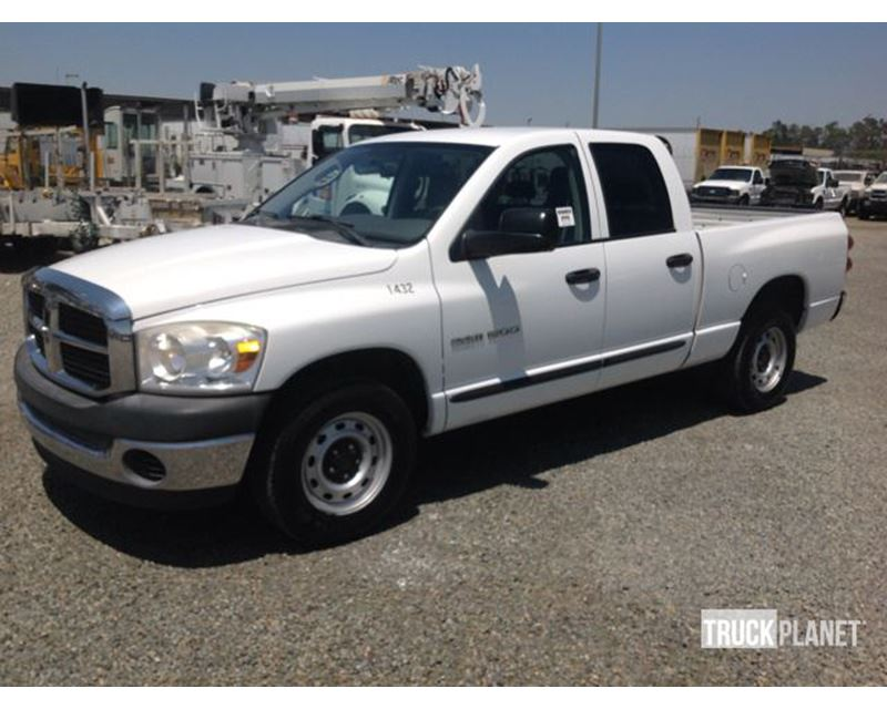 2007 dodge ram 1500 crew cab pickup for sale pleasanton ca. Black Bedroom Furniture Sets. Home Design Ideas