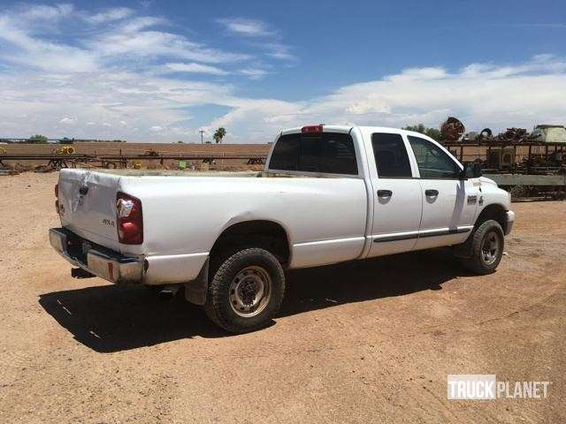 2007 dodge ram 2500 heavy duty 4x4 crew cab pickup for sale chandler az 9177477. Black Bedroom Furniture Sets. Home Design Ideas