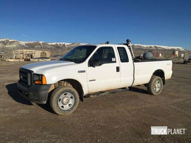 2006 ford f 250 xl super duty 4x4 extended cab pickup for sale rock springs wy 9034698. Black Bedroom Furniture Sets. Home Design Ideas