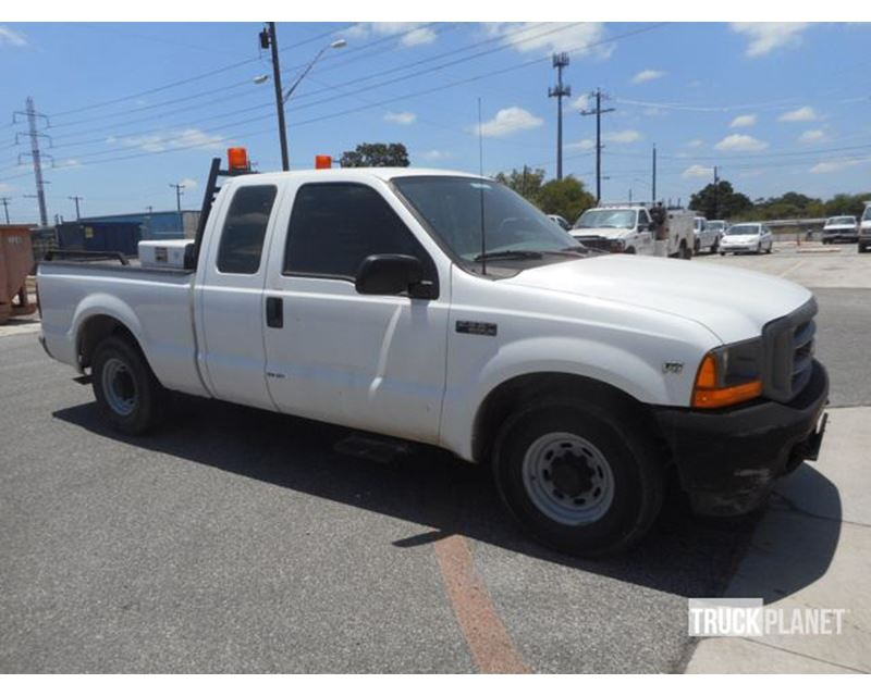 2001 ford f 250 xl super duty extended cab pickup for sale pleasanton ca. Black Bedroom Furniture Sets. Home Design Ideas