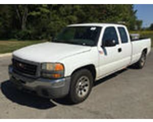 GMC Sierra 1500 Extended Cab Pickup