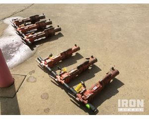 Lot of (6) APT Pneumatic Breakers