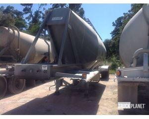 Elefant LT30K-15 DE T/A Pneumatic Bulk Trailer