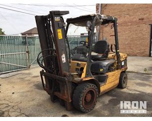 Cat P6000 Pneumatic Tire Forklift