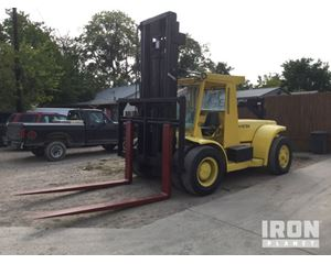 Hyster Pneumatic Tire Forklift
