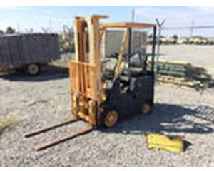 Mitsubishi FCG1 Pneumatic Tire Forklift