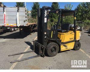 Yale GLP5RGNUAE86 Pneumatic Tire Forklift