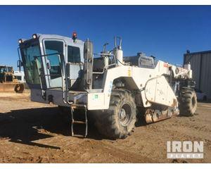 Wirtgen WR2400 Soil Stabilizer/Reclaimer