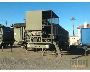 HREM HRLT-55 Portable Container Loading System