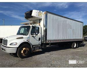 Freightliner M2 106 Refrigerated Truck