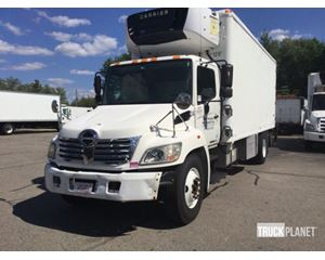 Hino 338 Refrigerated Truck
