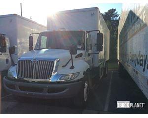 International 4300 Refrigerated Truck